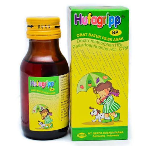 5 Obat Pilek Anak Yang Bagus dan Manjur di Apotik