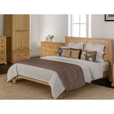 Padstow double bed