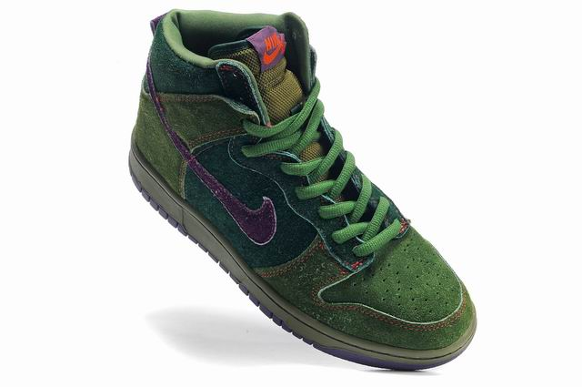 best sneakers dd196 c8a2a ... france nike dunk skunks green sneakers b5559 50b83