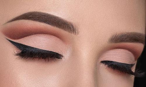 Cómo maquillarse los ojos con cut crease