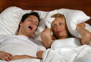 Causes and Cures for Snoring