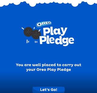 Jio Oreo Play Pledge Contest
