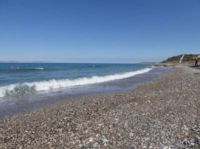 kamiros beach