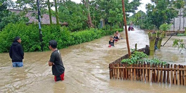 Banjir Landa Pantura, Para Legislator Jabar Ke Mana?