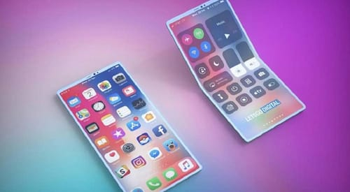 Everything you need to know about Apple's foldable phone