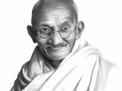 Mahatma Gandhi HD Wallpaper for Mobiles