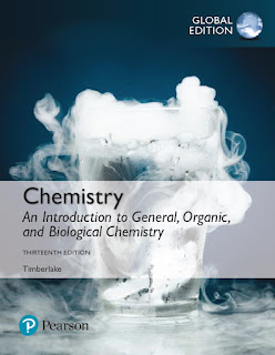 Chemistry An Introduction to General, Organic, and Biological Chemistry 13th Global Edition