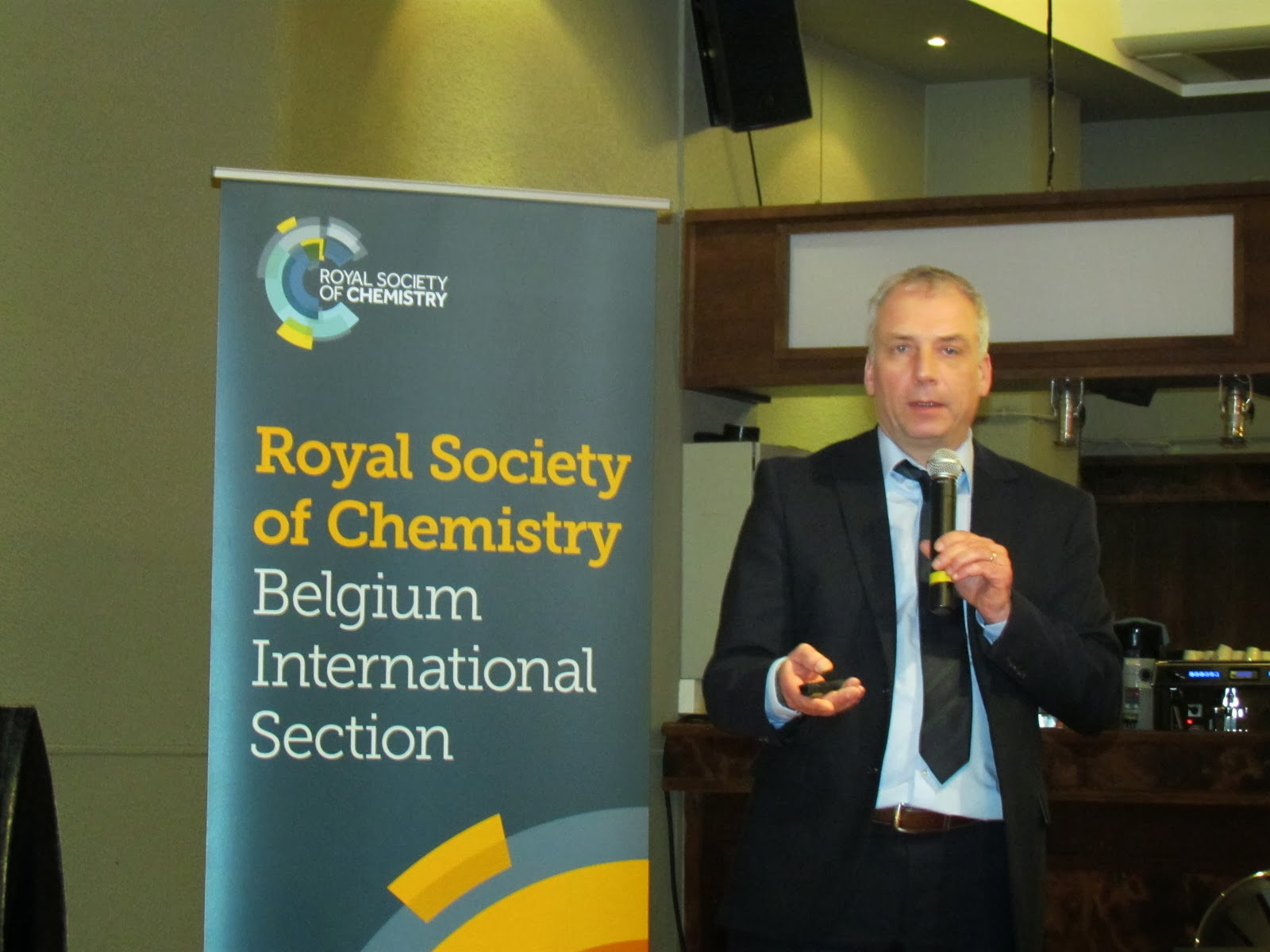 RSC Belgium News: Future Energy Supplies for Europe