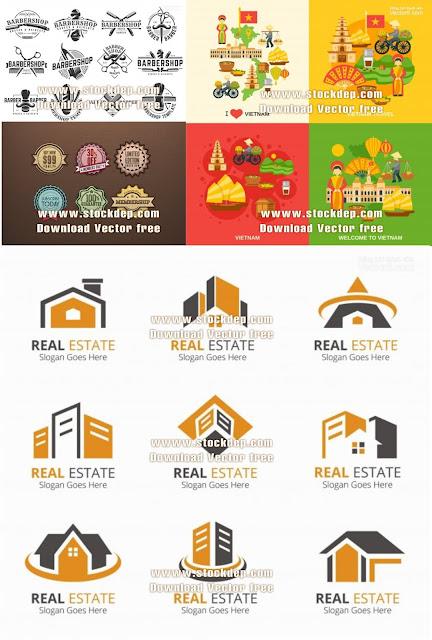 Download mẫu Logo xây dựng, Logo cafe, Đất Nước Con Người Việt Nam