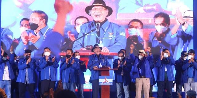 Nekat Datangi KLB Ilegal, 11 Anggota DPD Demokrat Maluku Dilaporkan Ke Polisi