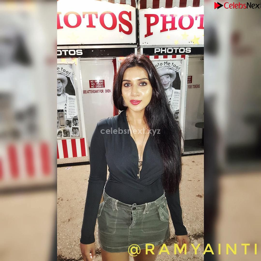 Ramya Inti Spicy Cute Plus Size Indian model stunning Fitness Beauty July 2018 ~ CelebsNext.xyz Exclusive Celebrity Pics