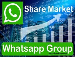 Share market Whatsapp Group link