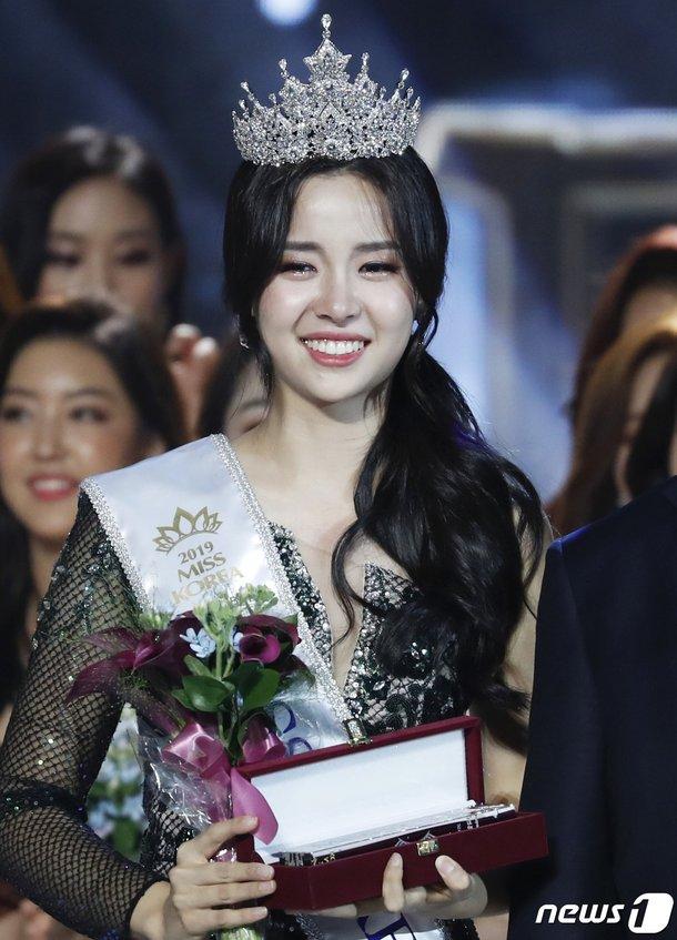 ผลการค้นหารูปภาพสำหรับ kim se yeon miss korea 2019