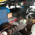 Mobil Pick Up Alami Korsleting, Penumpang KMP. Bontoharu Panik