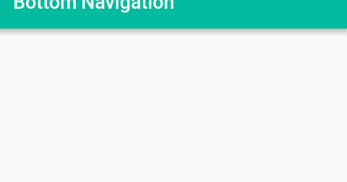 Flutter - Bottom navigation bar  ~ Developer Libs