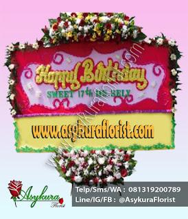 Bunga Papan Selamat Ulang Tahun
