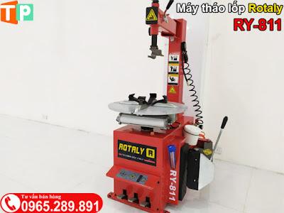 Máy ra vào lốp xe máy Rotaly RY811
