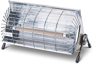 Bajaj Minor 1000-Watt Room Heater
