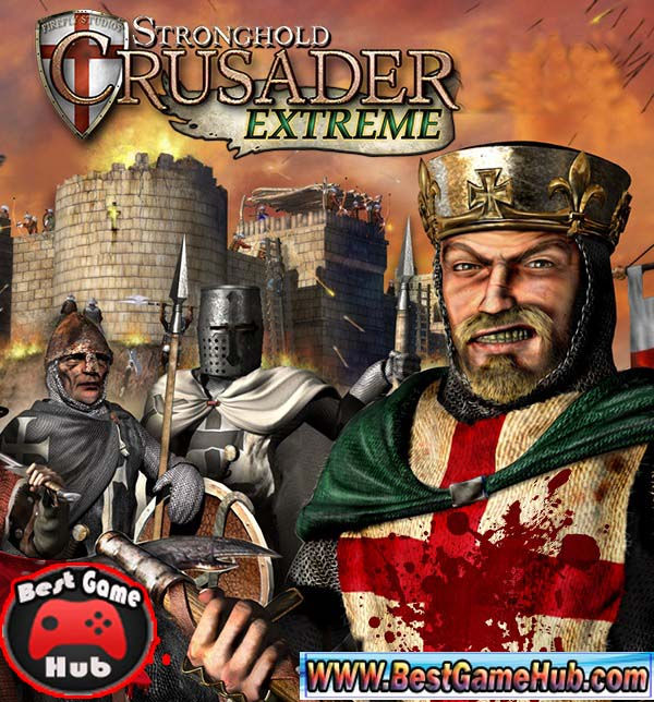 Stronghold Crusader Extreme Full Version PC Game Free Download