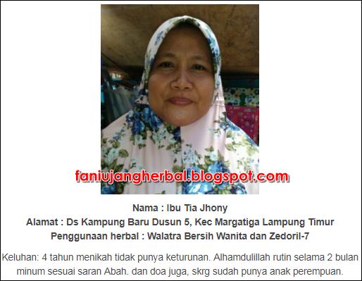 Kesehatan: Herbal Bersih Wanita Asli