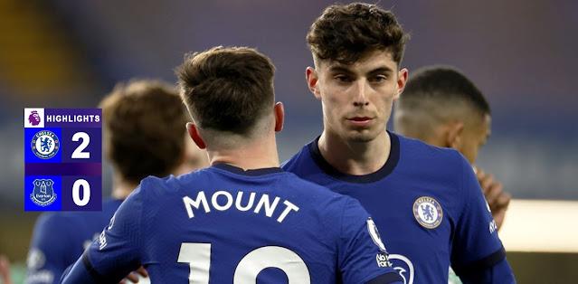 Chelsea vs Everton Highlights