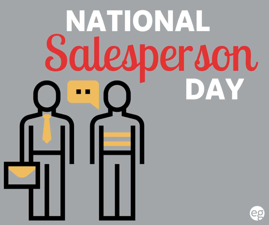 National Salesperson Day Wishes Images download