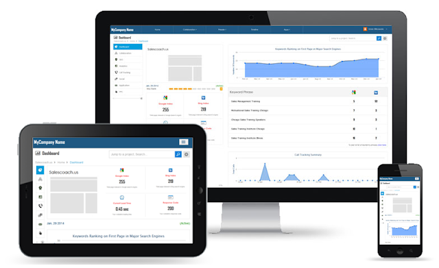 AgencyPlatform Dashboard