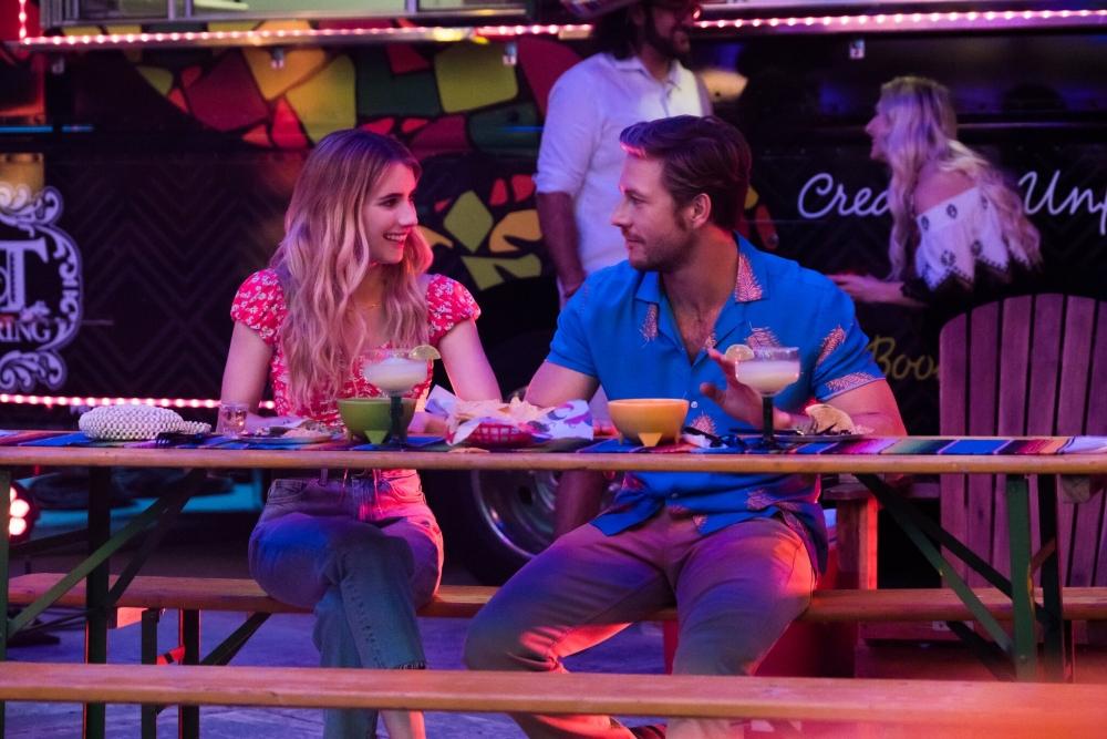 Comedy, Romance, Rom-Com, Emma Roberts, Movie Review by Rawlins, Rawlins GLAM, Rawlins Lifestyle, Netflix, Netflix Original Movie, Luke Bracey