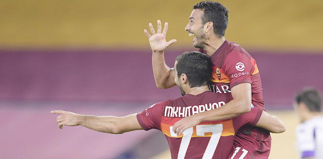 Roma vs Fiorentina – Highlights