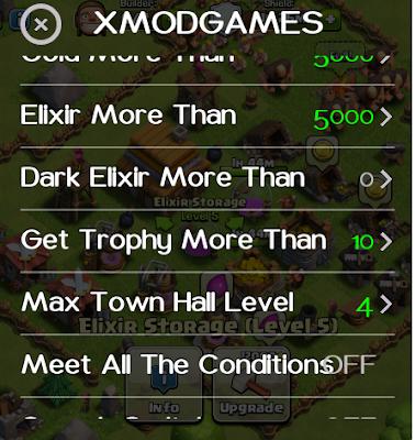 Cara Cheat Clash of Clans Menggunakan Xmodgames