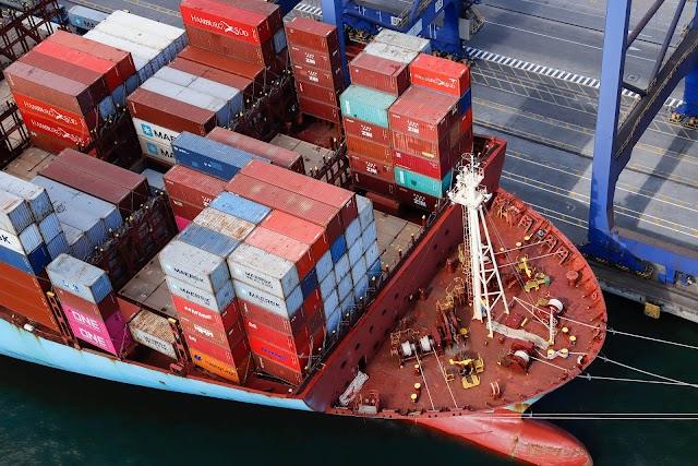 Movimentação geral de cargas cresce 13% em julho nos portos do Paraná