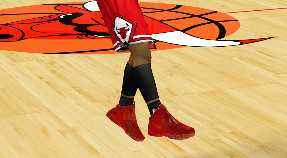 Nike Air Yeezy Shoes for NBA 2K