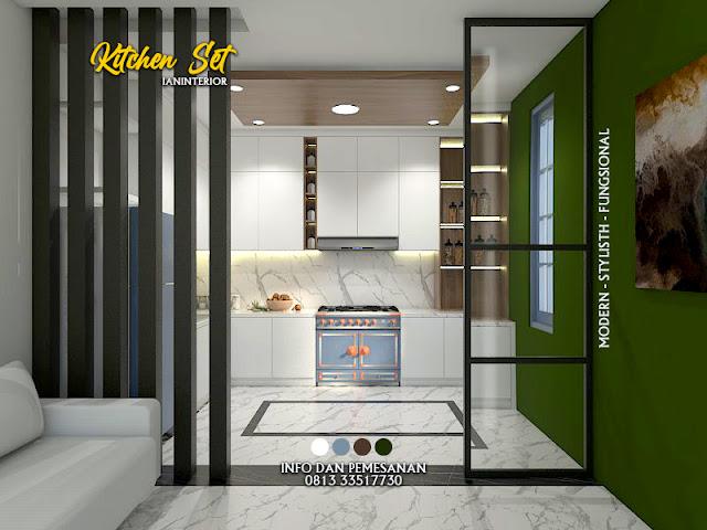 Kitchen set Murah desain Terbaru