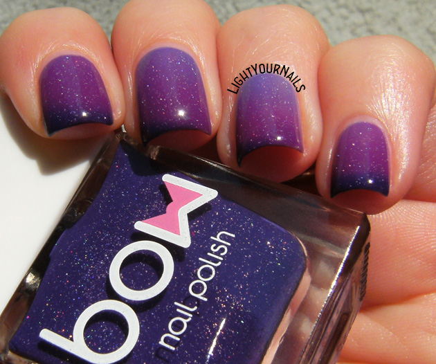 Bow Winds of Change nail polish - smalto