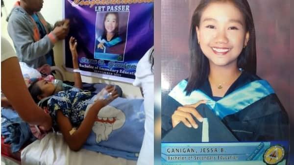 Newly licensed teacher passes away a day after passing the board exam