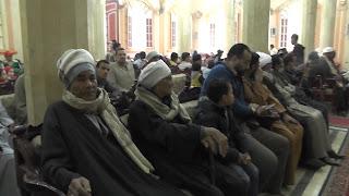 صالون الكوخ الثقافي يكرم الامن المصري