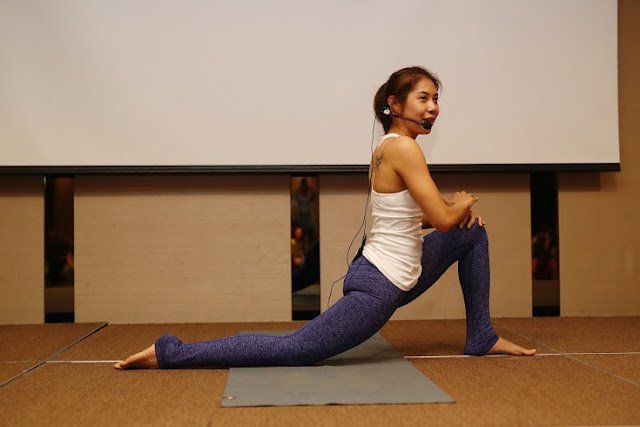 The Launch of Neo-Penotran yoga
