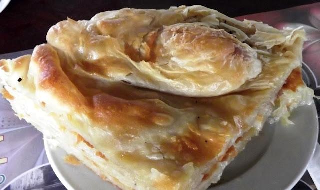 Jajanan Khas Mesir Roti Fatir