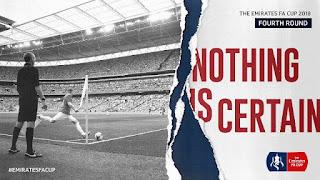 Jadwal & Hasil Undian Perempatfinal Piala FA