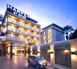Hotel Career - Job Vacancy: FB Supervisor, DW Belldriver at Harper Kuta