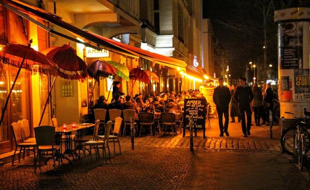 Vida noturna em Berlim