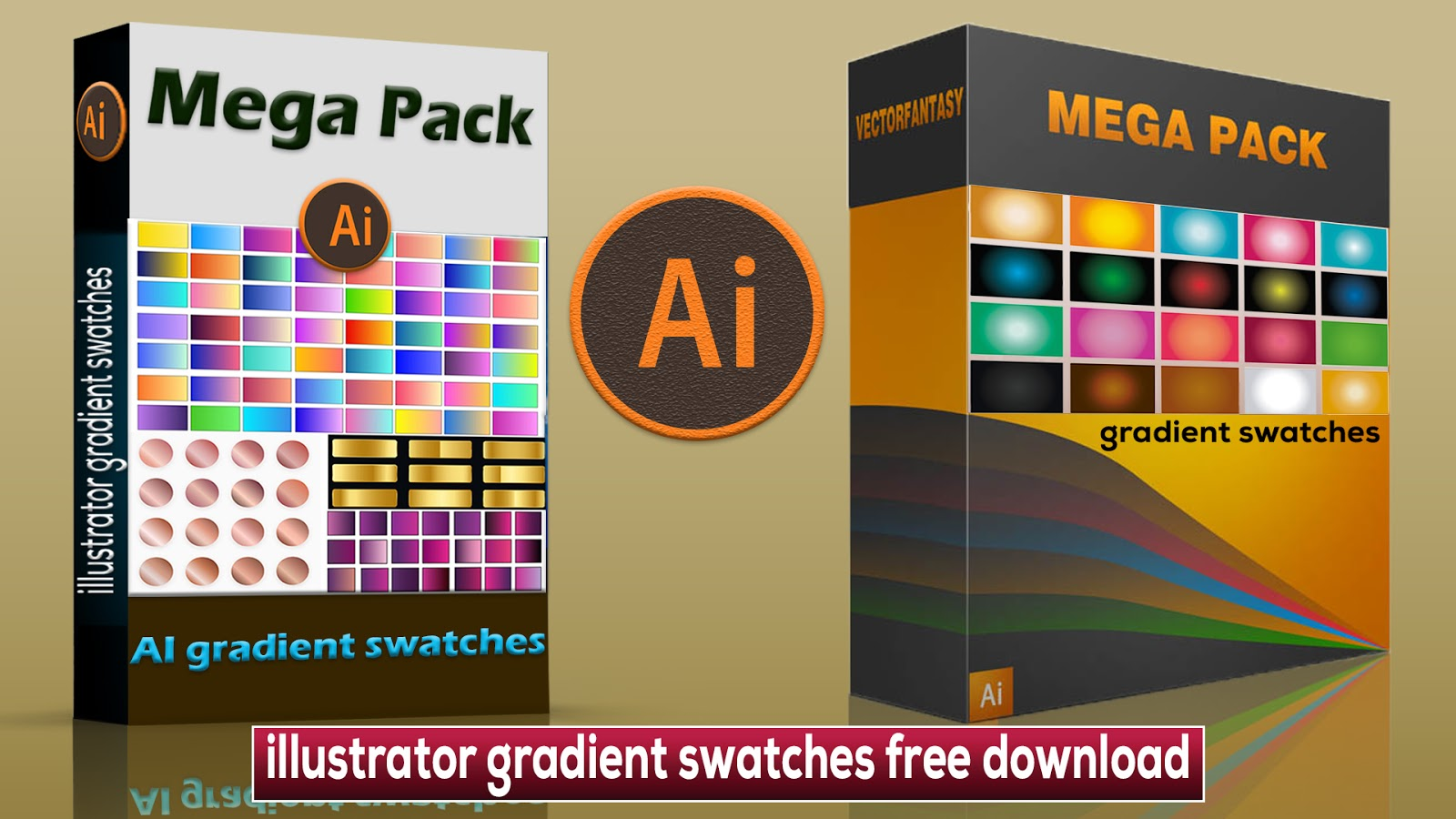 Adobe illustrator gradient swatches free download