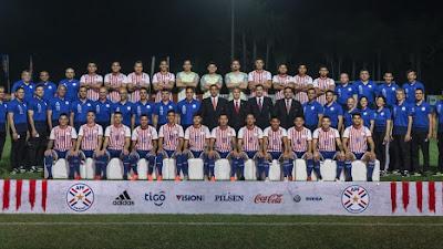 Vamos Paraguay!