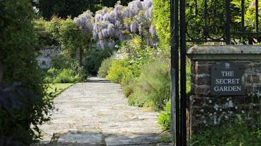 Great Maytham Hall el verdadero jardín secreto que inspiró la novela The Secret Garden