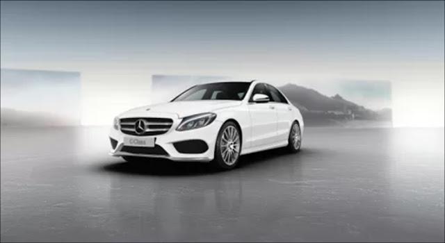 Mercedes C-class là dòng sedan hạng sang bán chạy nhất phân khúc tại Việt Nam