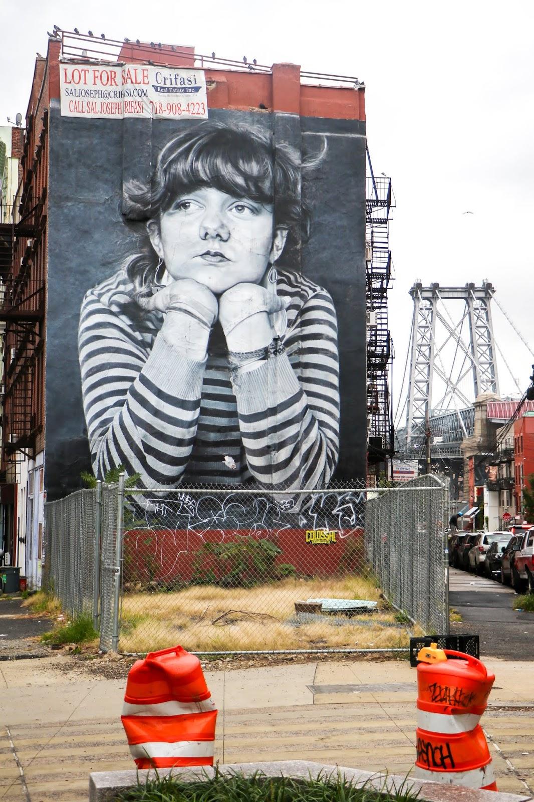 Brooke A Girl Strolls In Brooklyn