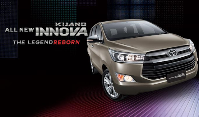 Spesifikasi Harga Kredit & Cicilan Toyota Innova Surabaya