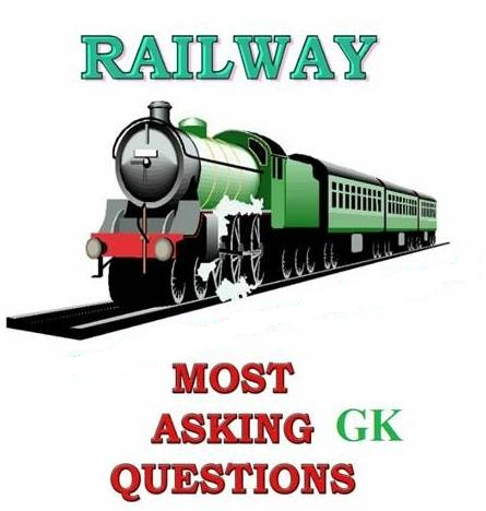 Most Repeated asked GK Questions in Railway Exams (RRB Exams) in Hindi PDF Download