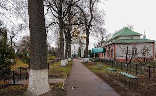 Густыня. Свято-Троицкий монастырь