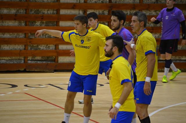 Barakaldo pierde ante Dominicos Zaragoza (29-23)